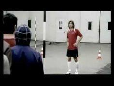 Nike Football Andrea Pirlo Awesome Freekick !!