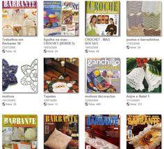 Patrones Crochet: 73 Revistas de Tejer de Picasa