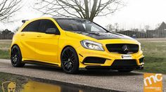 RevoZport Project 45 Mercedes Benz A45 AMG 2014 Picture 23