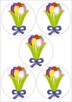 8 Martie, Diy And Crafts, Paper Crafts, Spring Activities, Cartoon Wallpaper, Diy For Kids, Clip Art, Education, Stickers