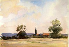 painting loose - Watercolour | Alan Owen | Painters Online