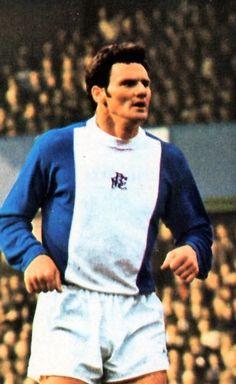 Roger Hynd of Birmingham City in 1973.