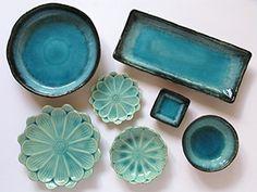 CERAMICA BLUE - CERAMICS AND TABLEWARE SHOP - JAPANESE CRACKLE GLAZE - STONEWARE