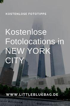 Die Top 12 der kostenlosen Foto Locations in New York Free Photo Locations in New York City New York Trip, New York Travel, Travel Usa, Travel Tips, World Trade Center, Empire State Building, Brooklyn Bridge, New York City Location, York Hotels