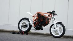 Electrical Cells EV motorcycle