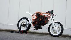 Electrical Cells EV motorcycle