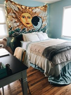 52 Dorm Room Essentials Create a Stylish Space for Lounging, Studying & Sleeping Dorm Room Essentials Create A Stylish Space For Lounging, Studying & Sleeping 15 Dream Rooms, Bedroom Decor, Stylish Bedroom, Apartment Decor, Home, Bedroom Design, Dorm Room Decor, Stylish Bedroom Design, Room
