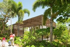 Galeria de Centro de Visitantes do Jardim Botânico de Naples / Lake|Flato Architects - 6