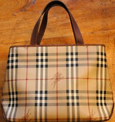 Ladies' Burberry handbag