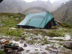 Provisions by ABVIMAS - #Tents for Trainees to be used at the Base-camp