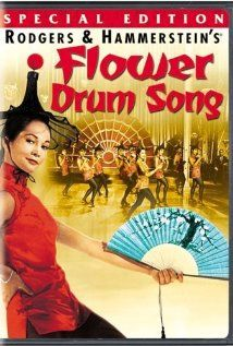 Flower Drum Song---another one of my faves.  Great ending to a weekend to watch Sunday evening.