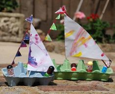 10 Occupying DIY Kids Craft for summer