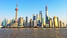 Teaching English in Shanghai, China: Jobs & Certification Shanghai Tower, Teaching English, Stock Market, Cn Tower, Vermont, New York Skyline, Things To Do, Funny Photos