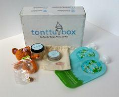 Tonttu Box Subscription Box Review + Coupon – August 2016 - Check out my review of the August 2016 Tonttu Box Subscription Box!