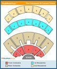 Ticket  Celine Dion 2 Front Orchestra Tickets Saturday 11/19 Caesars Palace (Las Vegas) #  https://bestofticket.wordpress.com/2016/11/11/ticket-celine-dion-2-front-orchestra-tickets-saturday-1119-caesars-palace-las-vegas-deals_us/pic.twitter.com/Smdg01Cb5i
