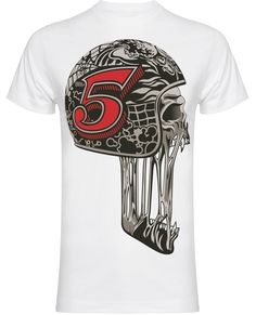 UK's largest range of Hot Rod, Biker, Kustom Kulture clothing and accessories Skull, Motorcycle, Hot, Cotton, Mens Tops, T Shirt, Clothes, Fashion, Supreme T Shirt