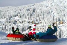 Silver Star Mountain Resort Vernon BC Canada