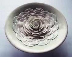 Carla da Cruz - Florescence IV - 2011 - glazed porcelain