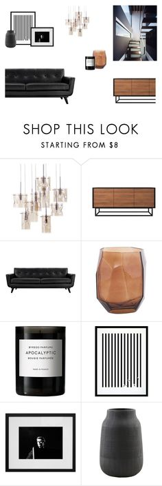 """""""MODERN LIVING"""" by canvas-moods ❤ liked on Polyvore featuring interior, interiors, interior design, home, home decor, interior decorating, House Doctor, Byredo, Eleanor Stuart and modern"""