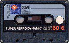 AGFA SUPER FERRO DYNAMIC 60+6