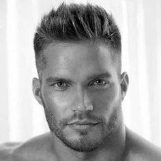 21 Regular, Clean Cut Haircuts For Men Short Spiky Hair + High Taper Short Spiky Hairstyles, Boy Hairstyles, Short Hair Cuts, Short Hair Styles, Mens Spiked Hairstyles, Short Quiff, Formal Hairstyles, Popular Haircuts, Cool Haircuts