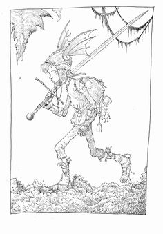 Neil Gaiman Coloring Book Lovely Pin by Greg Harker Shaw On Chris Riddell In 2019 Anatomy Coloring Book, Coloring Books, Coloring Pages, Kids Coloring, Norman Rockwell, Ink Illustrations, Children's Book Illustration, Comic Books Art, Book Art