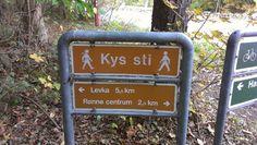 Kissing path ;). Rønne, DK