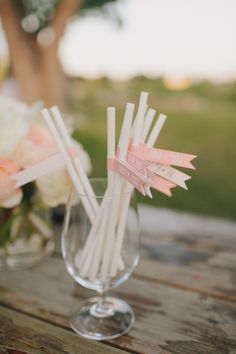 adding a little flair to #Cocktails with these drink stirrers from http://www.umbrellatreedesign.com,  Photography: Jake and Necia Photography - jakeandnecia.com