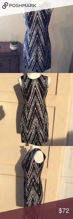 2025425f3cf5d7 NWT Calvin Klein Batik Print Dress Size 6P Brand new with tags