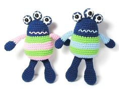 Amigurumi Ugly Doll : Hey, I found this really awesome Etsy listing at https ...