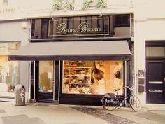 Philips Biscuits: Best cookie shop in Antwerpen, Belgium.
