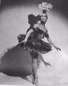 Janet Collins, 1951 the first full hired African American with the metropolitan Opera Ballet paving the way for many black ballet dancers who would also break color barriers. Info from Beeziesworld