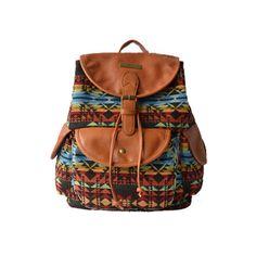 Vintage-womens-Canvas-Travel-Rucksack-School-Bag-Satchel-Bookbags-Backpack