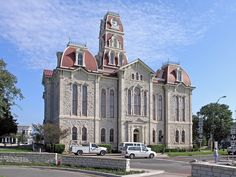 weatherford, texas | Historic Parker County Courthouse in Weatherford Texas
