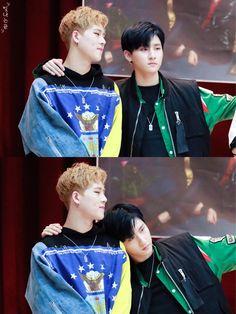 Jooheon & I.M