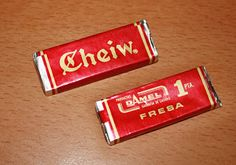 Chicles Cheiw.