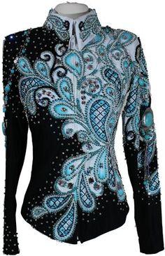 TEAL LUSCIOUS show shirt