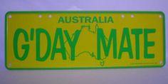 :) Aussie slang for hello Australia Day, Visit Australia, Australia Travel, Western Australia, Australian Slang, Coral Castle, Cool Countries, Tasmania, Beach Fun