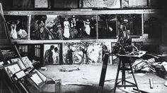 Munch's beautiful paintings.....