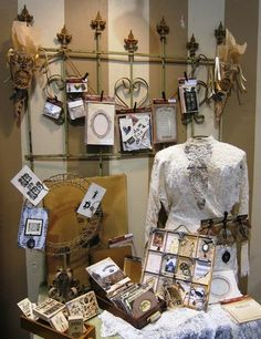 7Gypsies always has excellent samples and displays