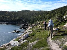 Cape Breton Island Hike   Nova Scotia Hiking Vacation   Freewheeling Adventures  #Canada #hiking #travel