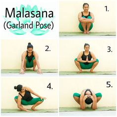 """Sakshi Gupta on Instagram: """"Malasana flow for Hip opening #EverydayEssentials If you want to improve your lower body mobility, the best thing you can do is ditch all…"""" Malasana Pose, Pilates, Strengthen Hips, Yoga Health Benefits, Twist Yoga, Yoga Bolster, Iyengar Yoga, Yoga Poses For Beginners, Yin Yoga"""