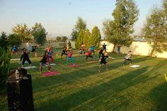 Pilates outdoor training Kinesis-Gym γυμναστήριο στο Κιλκίς