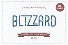 The Mighty Font Bundle: 43 Fonts + Bonus by TheHungryJPEG | TheHungryJPEG.com