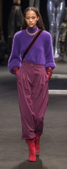 Alberta Ferretti Fall-winter – Ready-to-Wear Alberta Ferretti Herbst-Winter – Konfektion – www. 80s Fashion, Fashion 2018, Fashion Week, Trendy Fashion, Runway Fashion, Boho Fashion, Fashion Models, Fashion Design, Fashion Trends