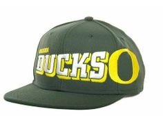 "Oregon Ducks NCAA Nike ""Amplify"" Snapback Hat New"