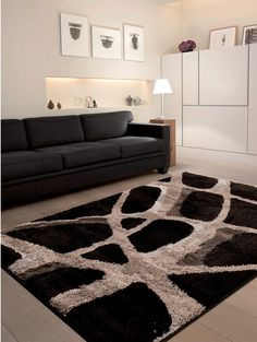 Rugs - Spider Web Area Rug – 5' x 8'