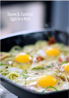 This easy and delicious low carb breakfast recipe is not only keto friendly but Paleo and Whole 30 approved as well!!