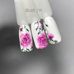 Professional Nail Designs, Nail Art Galleries, Spring Nails, Nail Colors, Design Art, Hair Beauty, Inspiration, Manicure Ideas, Nails Design
