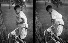 8mm Home Movie of Christmas Bicycle « Palm Beach Bike Tours